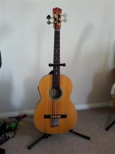 Bukey Bass Front