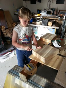 Build an easy Box Bukey
